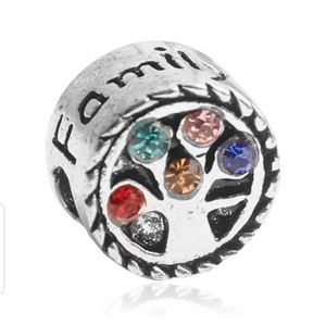💜 2/$10 tree of Life bead for pandora Bracelet
